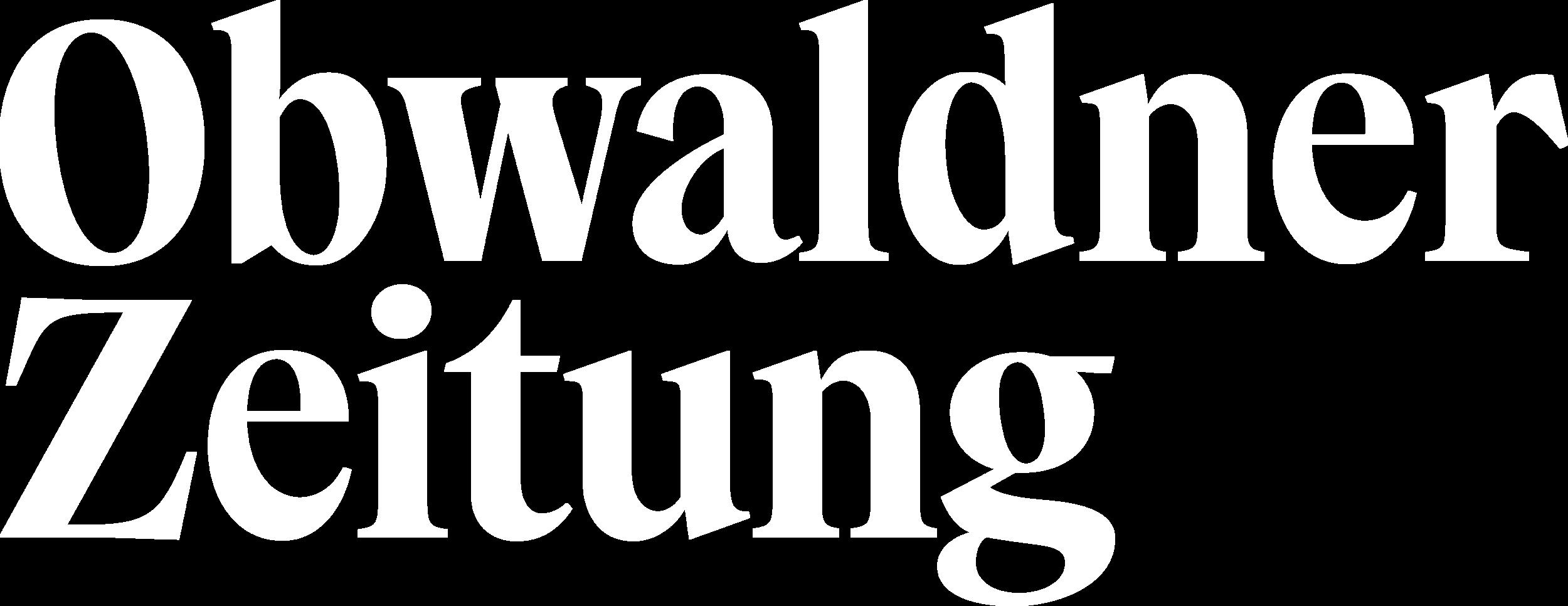 Obwaldner Zeitung