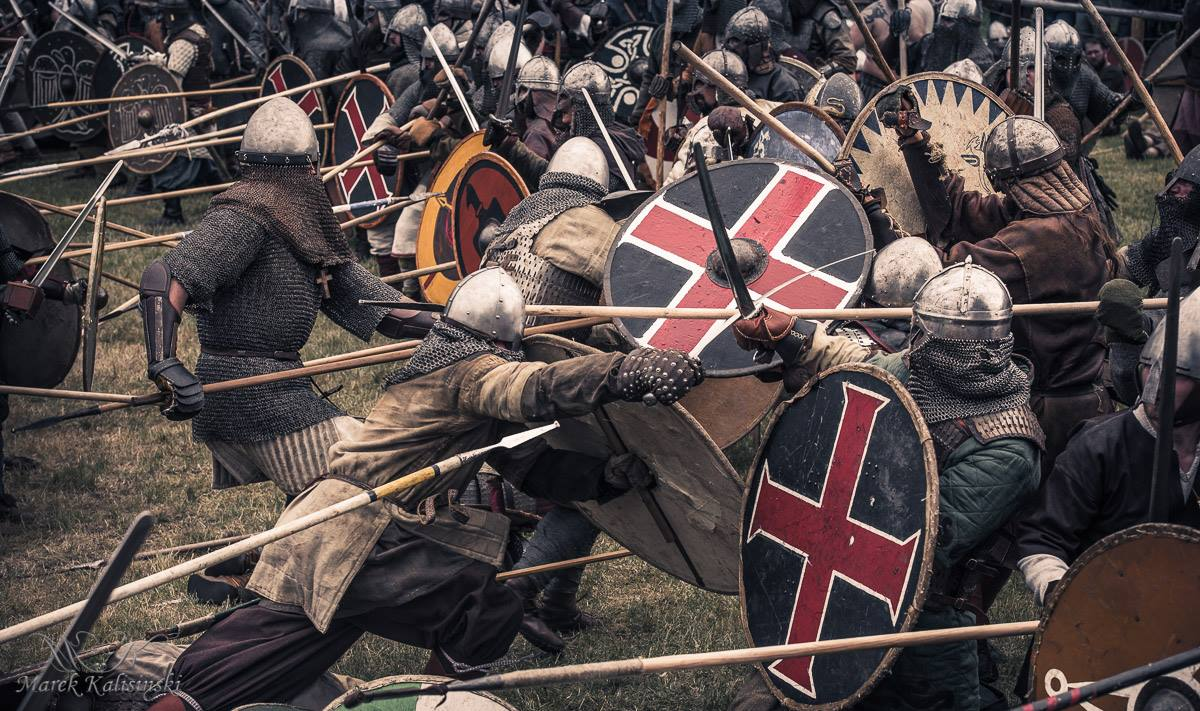 Wolin - Every year since 1994 the Jomsvikings have taken part in the world's largest competetive viking battle.Explore >