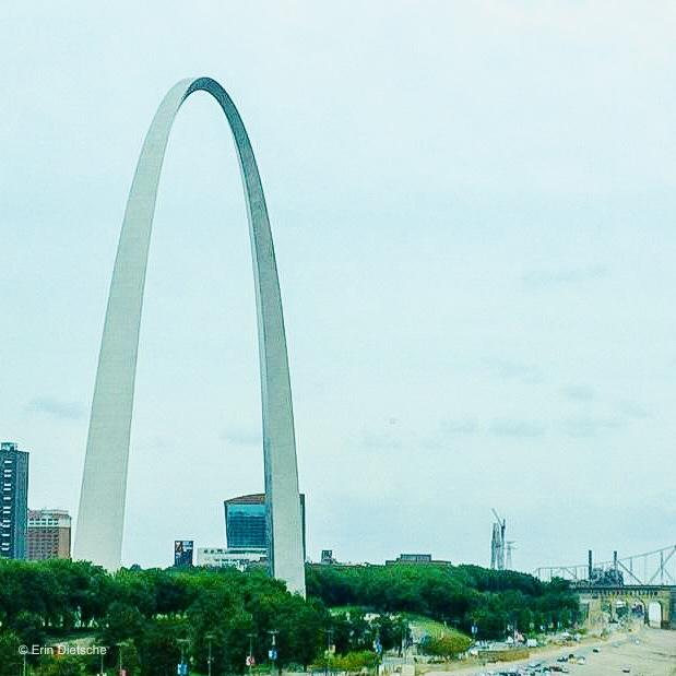 gateway arch - 2004
