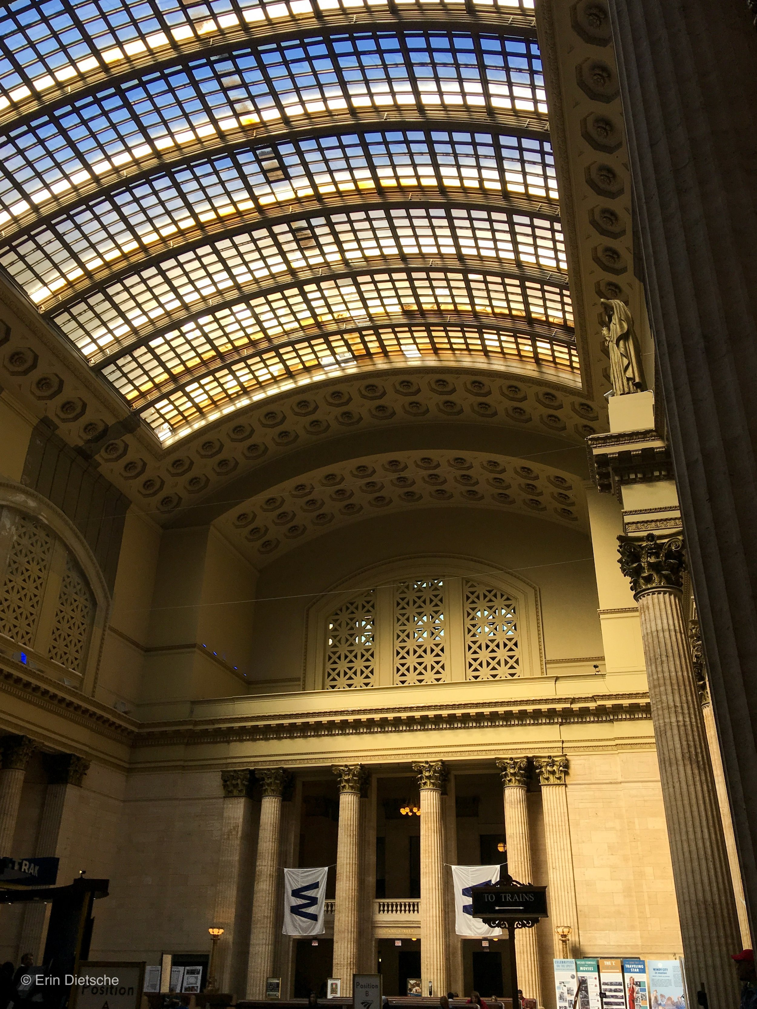 Union Station, Chicago, IL