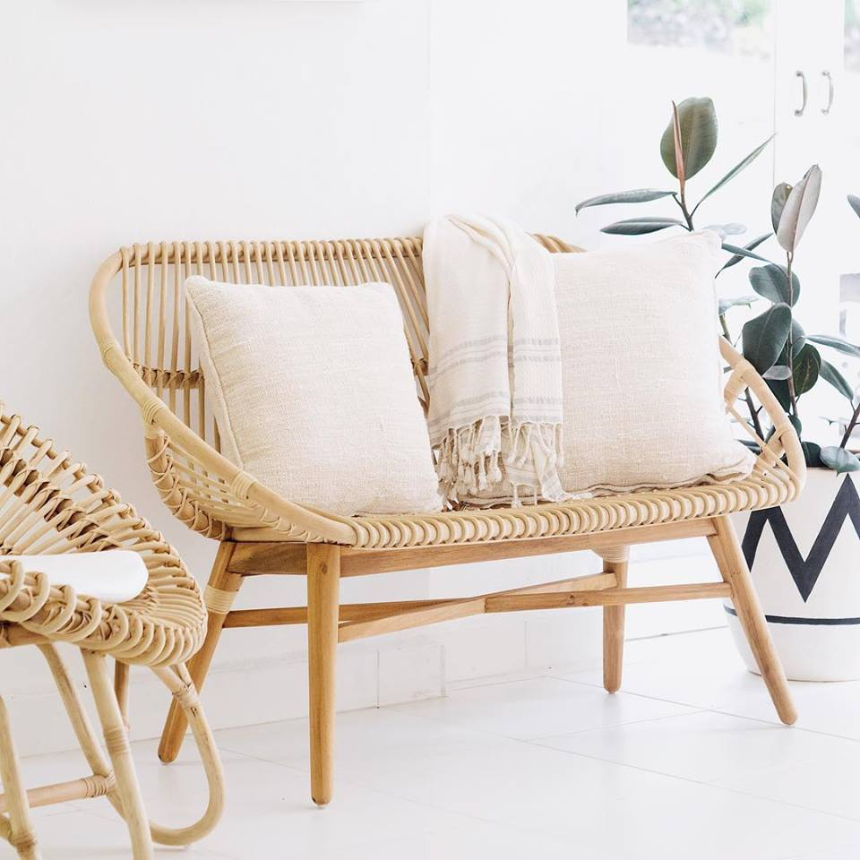 Elements - Handcrafted modern rattan, teak and bamboo furniture. Give your home a distinctly Javanese element.