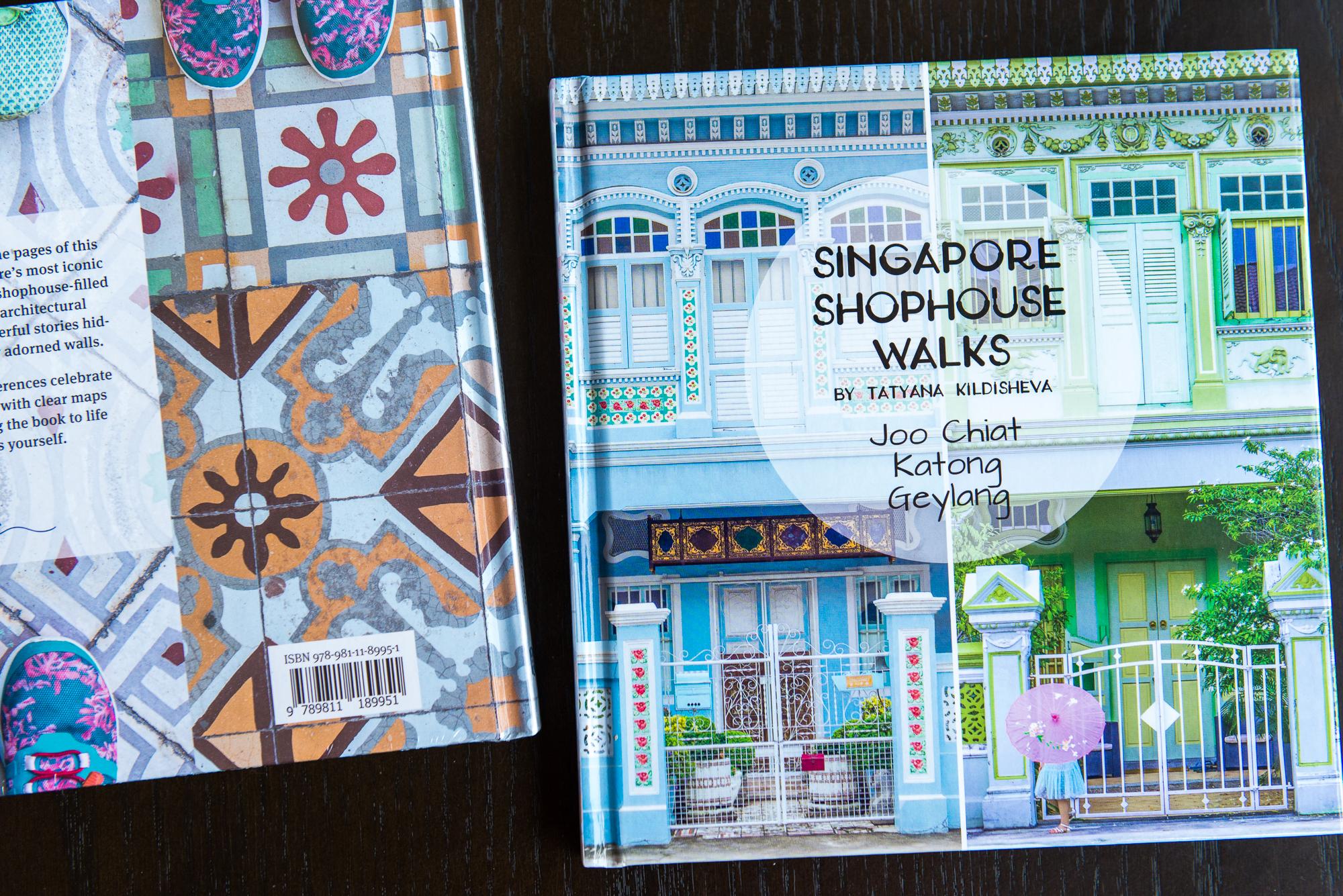 Singapore Shophouse Walks -