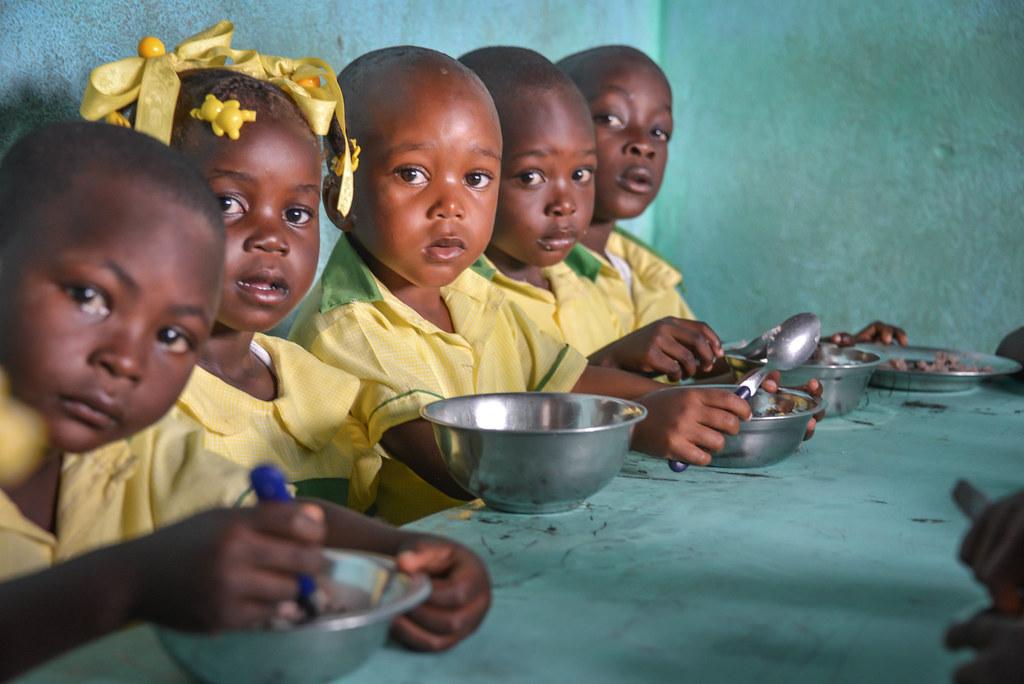 22% are malnourished -