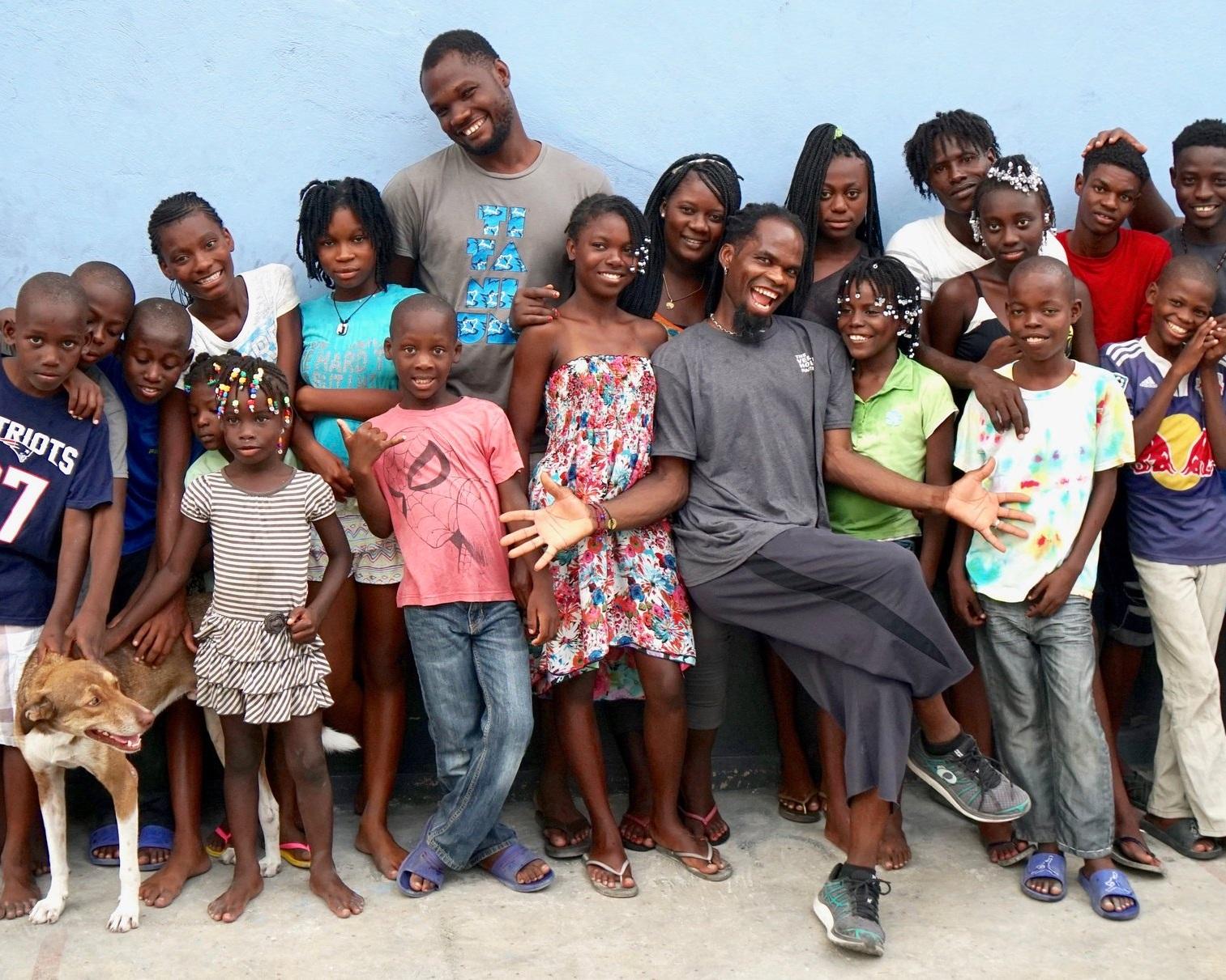 Children's Home - Providing a loving home for abandoned children