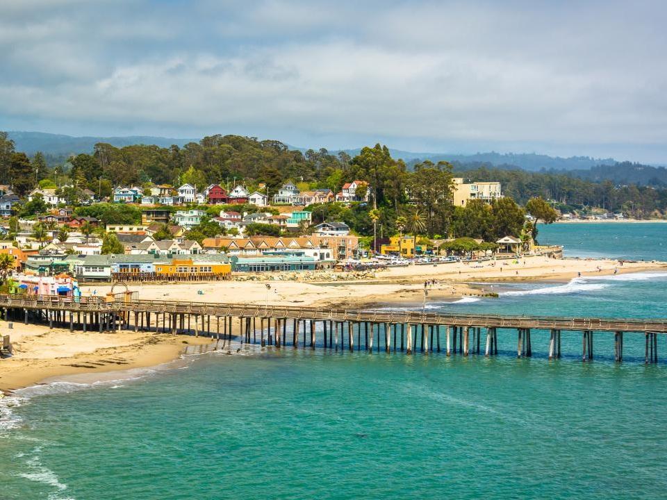5 Days in Romantic Santa Cruz -