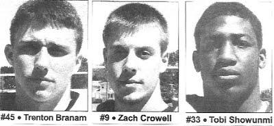 2005 Captains