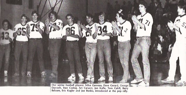 1980 Team (1981 Yearbook) Page 4