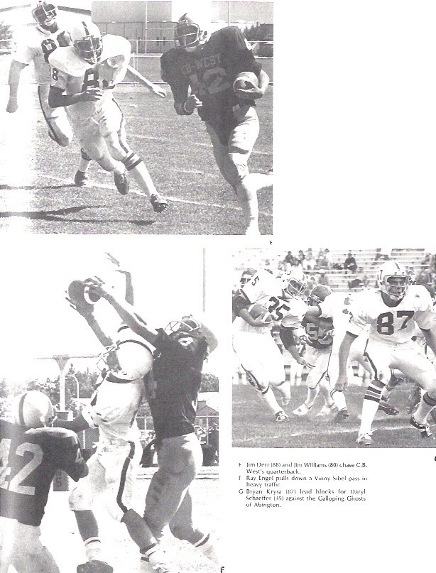 1978 Team, 1979 Yearbook Page 2