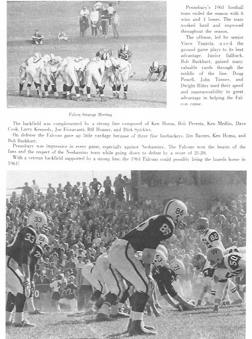 1963/64 Yearbook