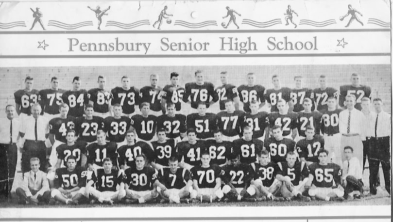 School Calendar Photo for 1962-1963