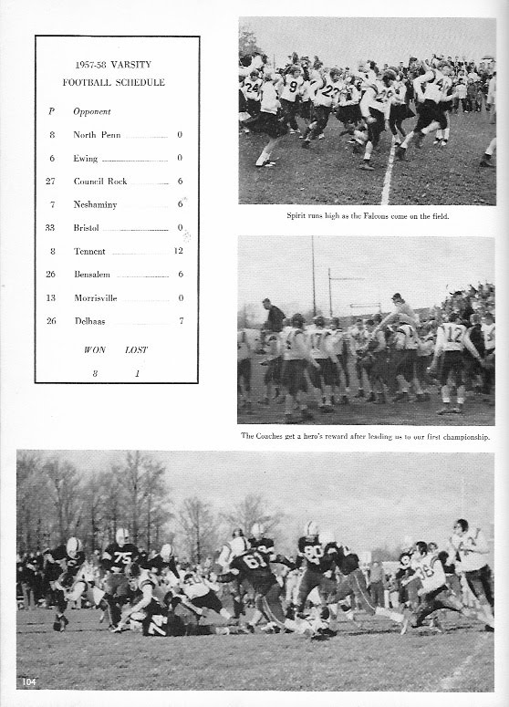 1957-58 Yearbook Record, Photos
