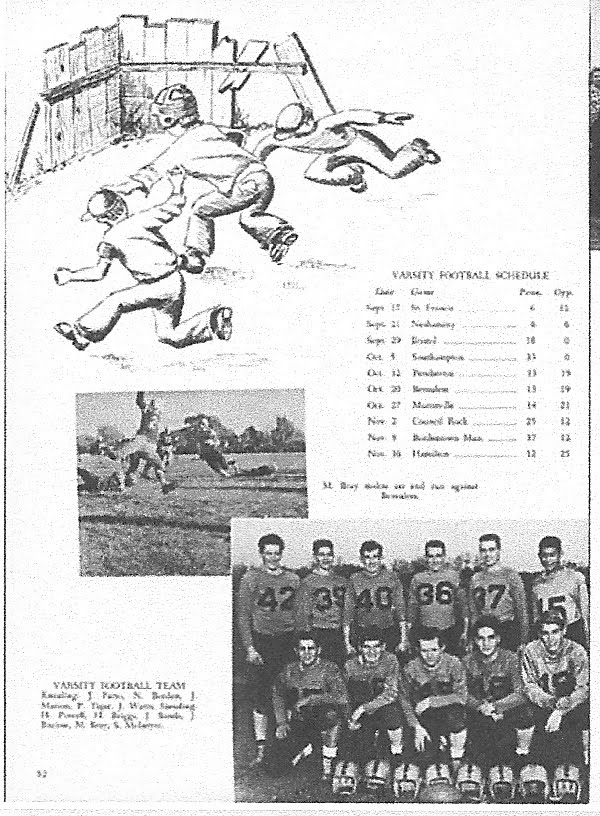 1951-52 Yearbook