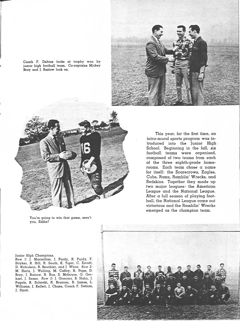 1950-51 Yearbook