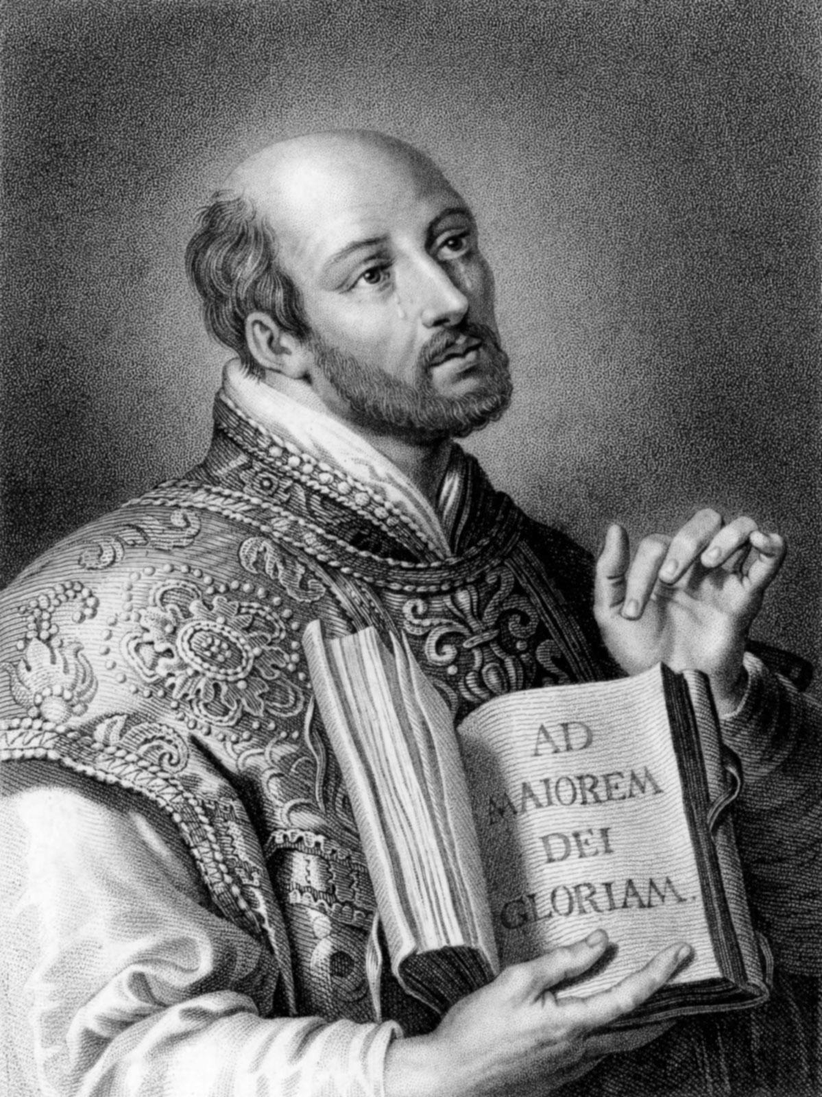 Ignatius: soldier, pilgrim, priest, mystic