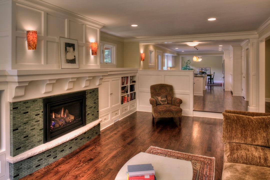 Baker Residence - Remodel -