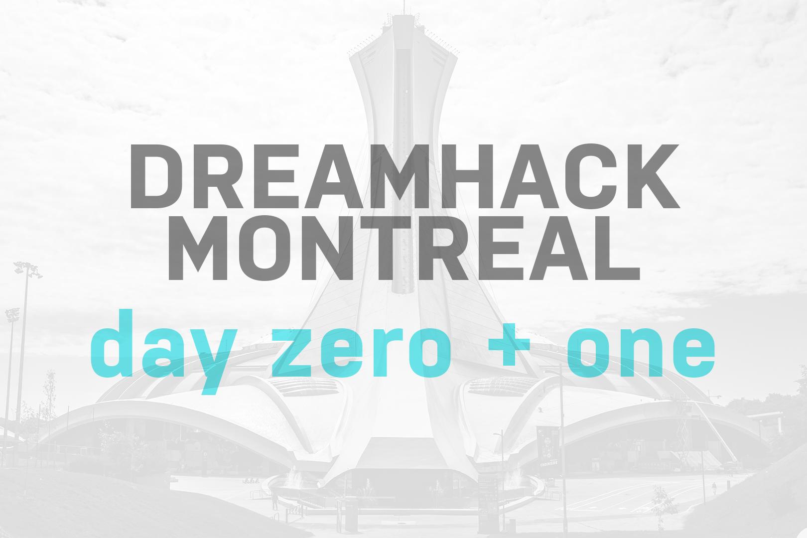 September 6th 2019, Montréal, Canada
