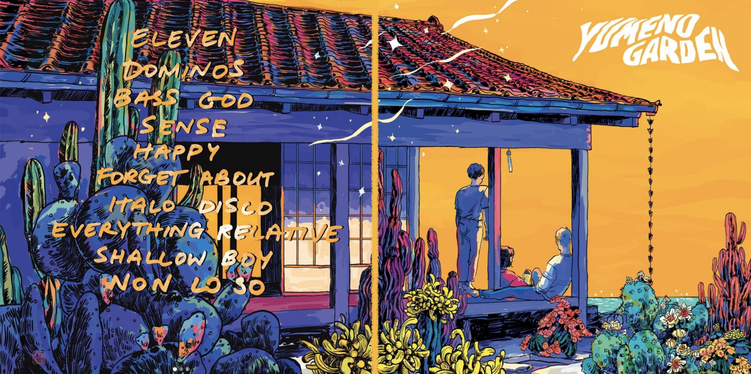 last dinosaurs: yumeno garden — Em Niwa