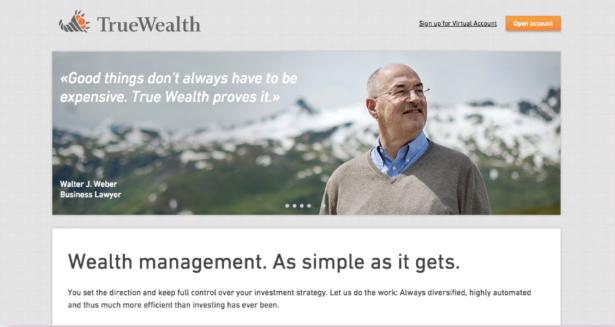 Start investing Truewealth