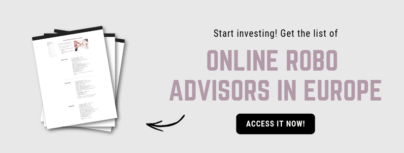 How to start investing - get thelist of online robo advisors in Europe