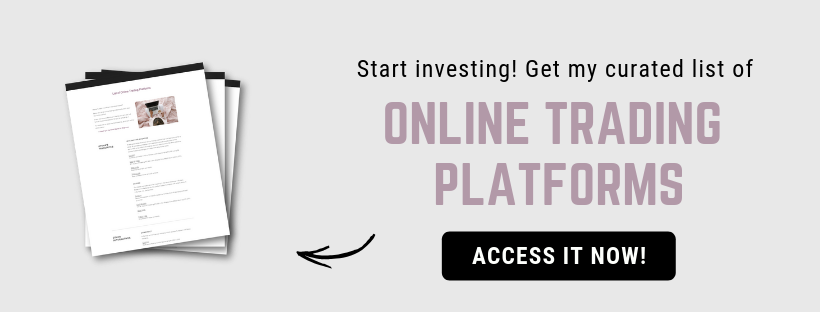 Financial security - get my list of online trading platforms