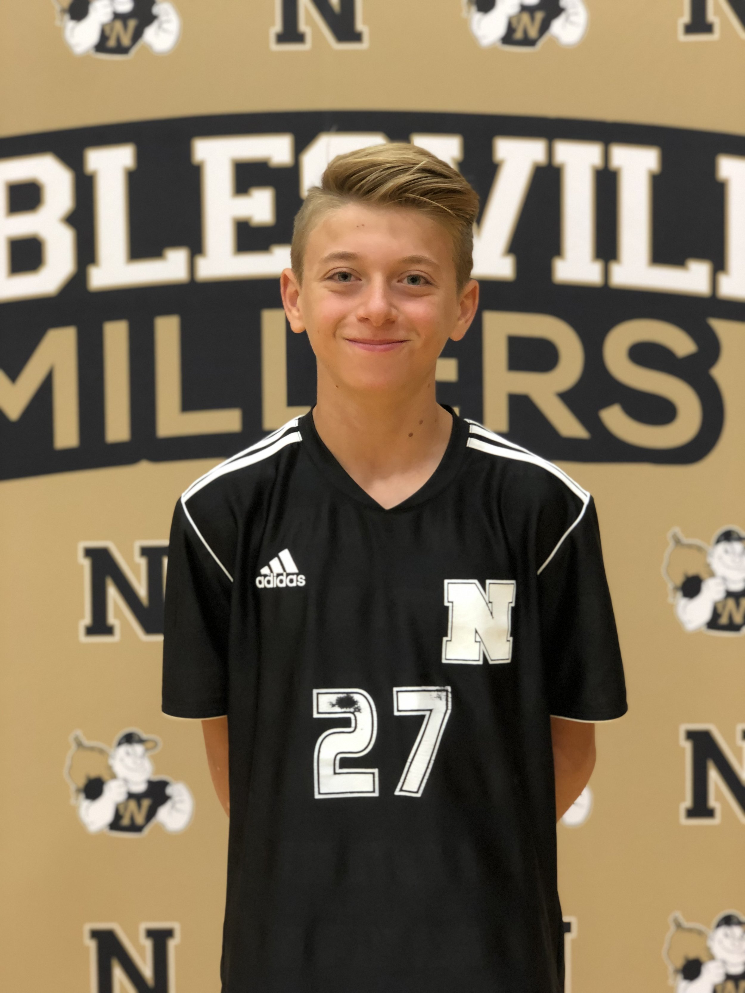 #27 Dominic Fisher (M) Class of 2023