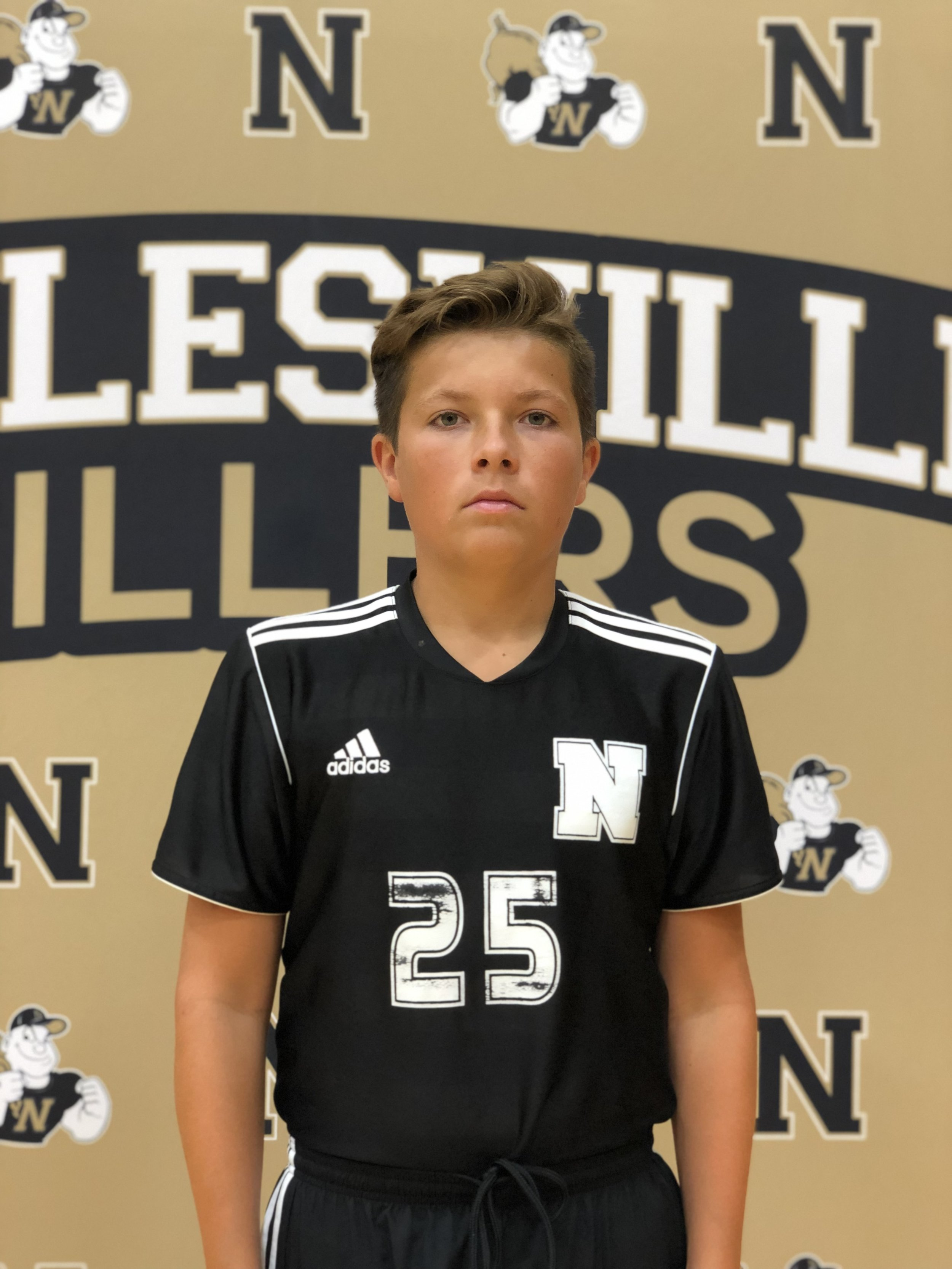 #25 Gabe Fryling (M) Class of 2023