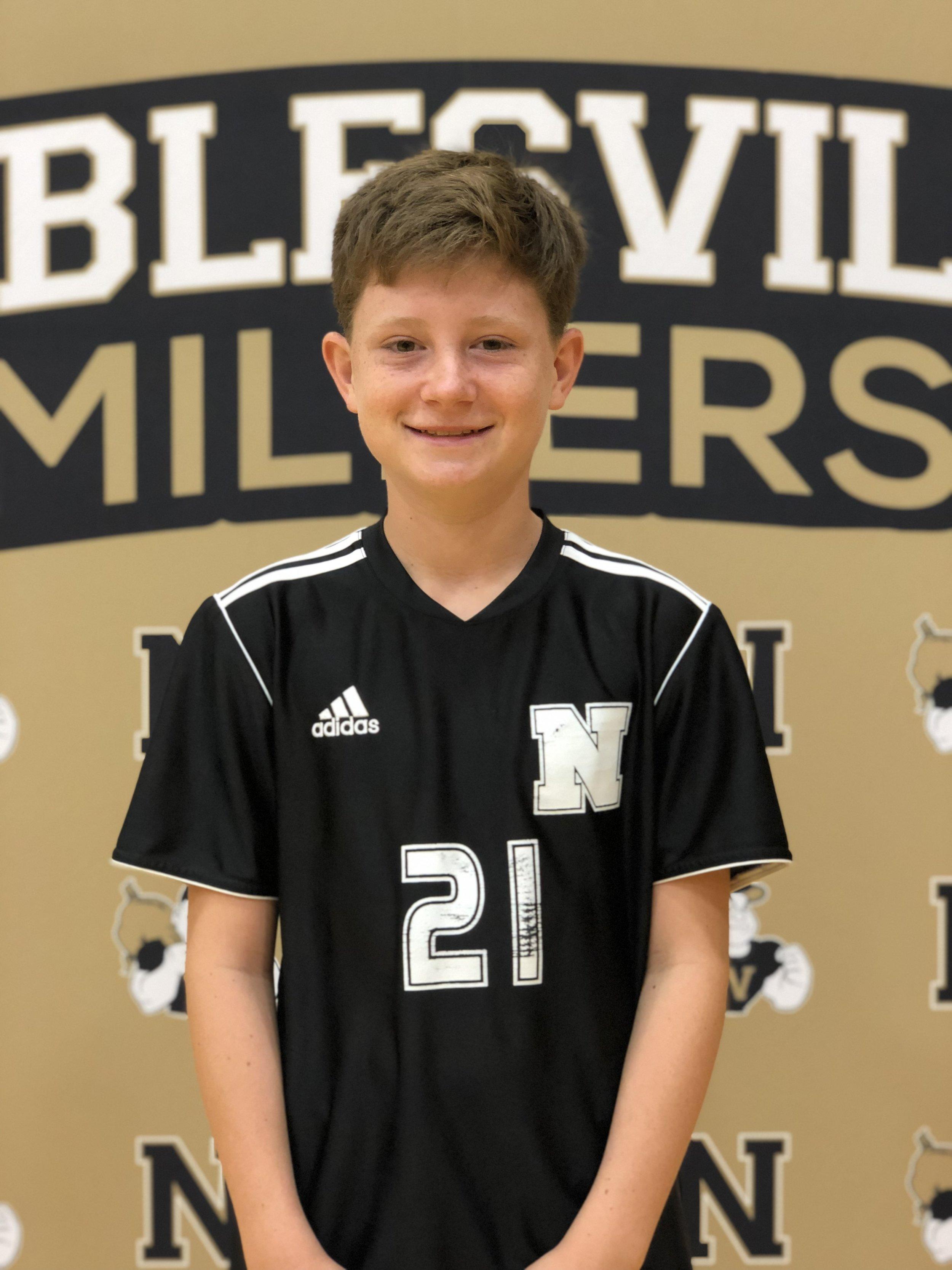 #21 Noah Adams (M) Class of 2023