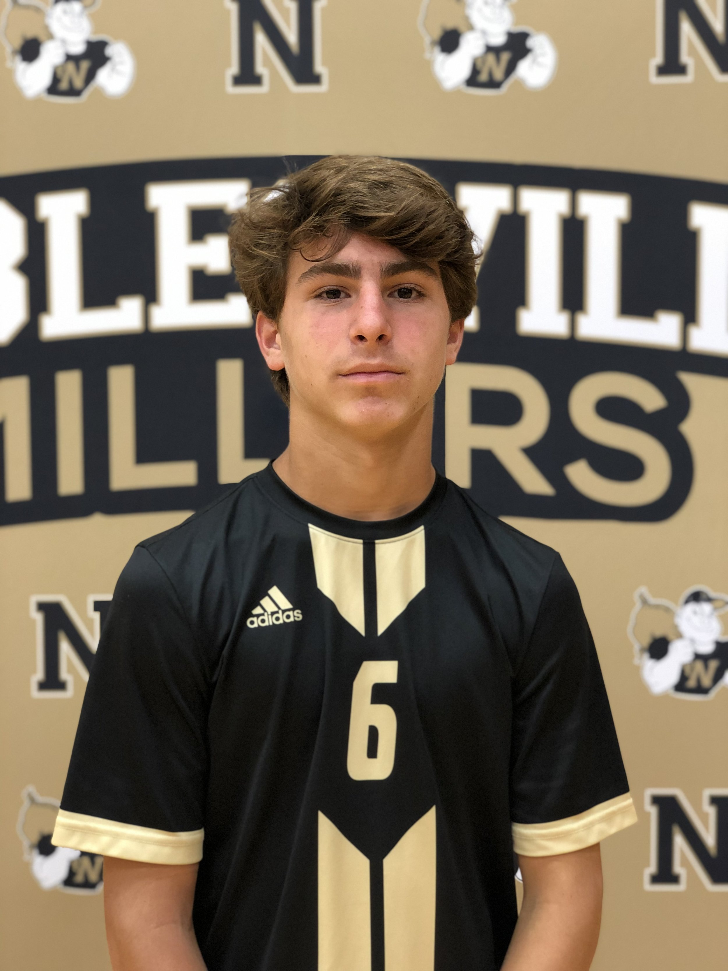 #6 Palmer Ault (F) Class of 2022