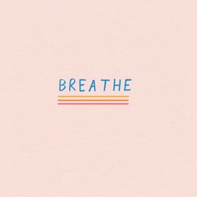 Happy Sunday! Take today to breathe, recharge and get ready for the week!