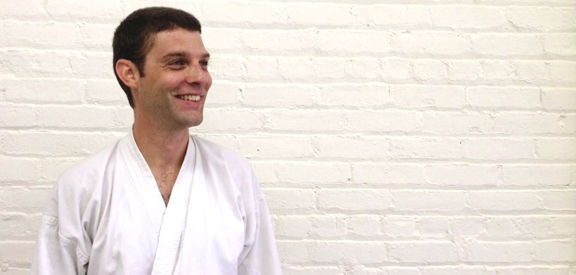 I started training on a whim. Now, aikido has become an important part of my life.