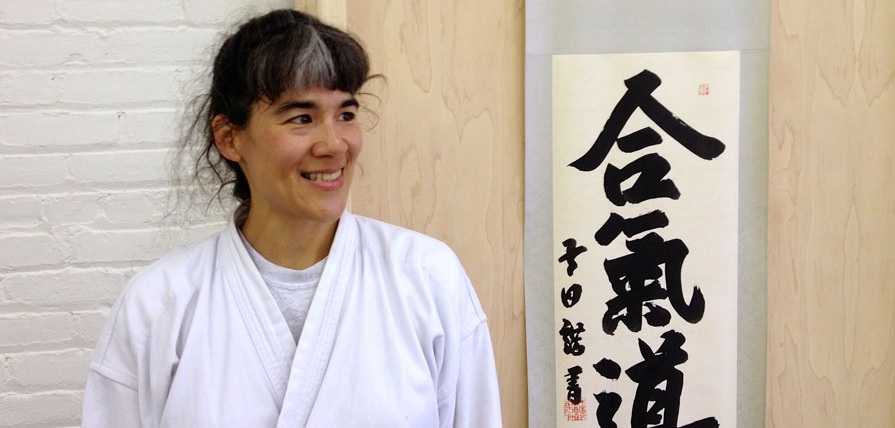 I started training because Aikido looked like it would be fun and different.