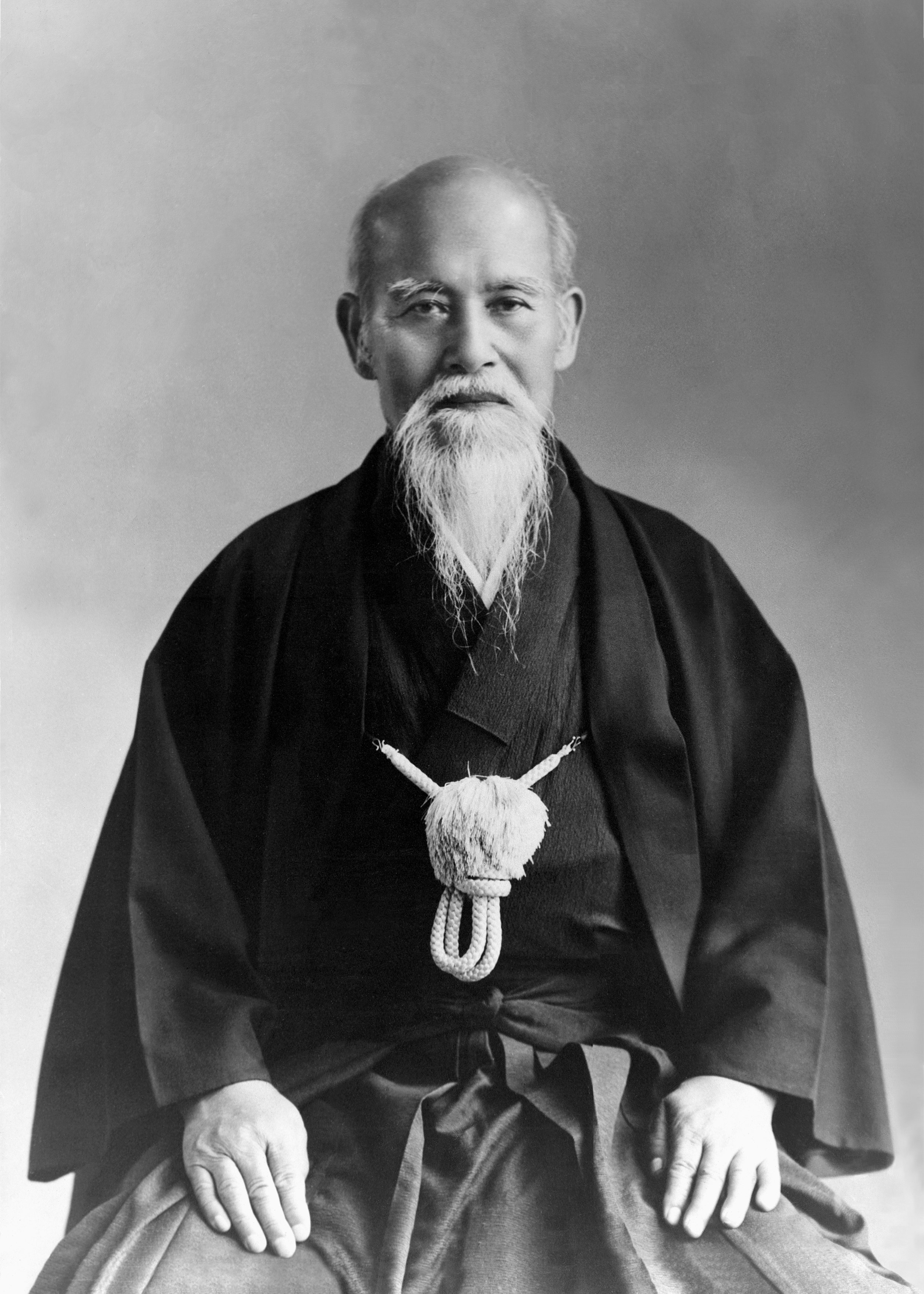 Morihei Ueshiba (O-Sensei), Founder of Aikido