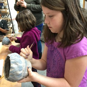 KIDS CLAY - with Jules StoutMonday 1:00-3:00 pmduring SummerThis class teaches kids ages 5 & up basic hand building techniques and allows for a playful exploration of the material.(Adults welcome.)For more Informationcall (707) 766-4592email info@cobbartandecology.org$75/mo$20/drop in