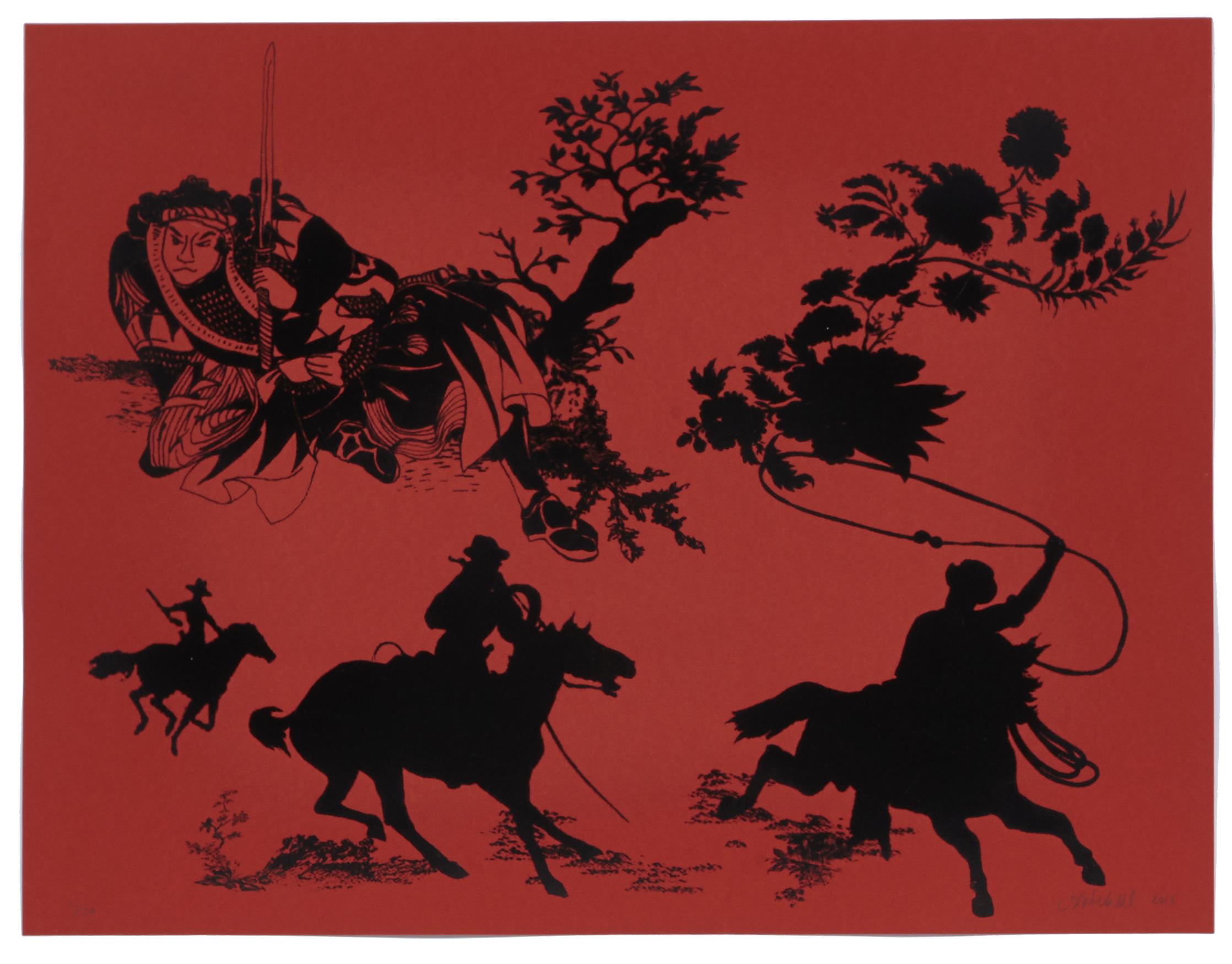 Untitled 1    2012 | 50 x 56 cm | Silkscreen | 20 prints