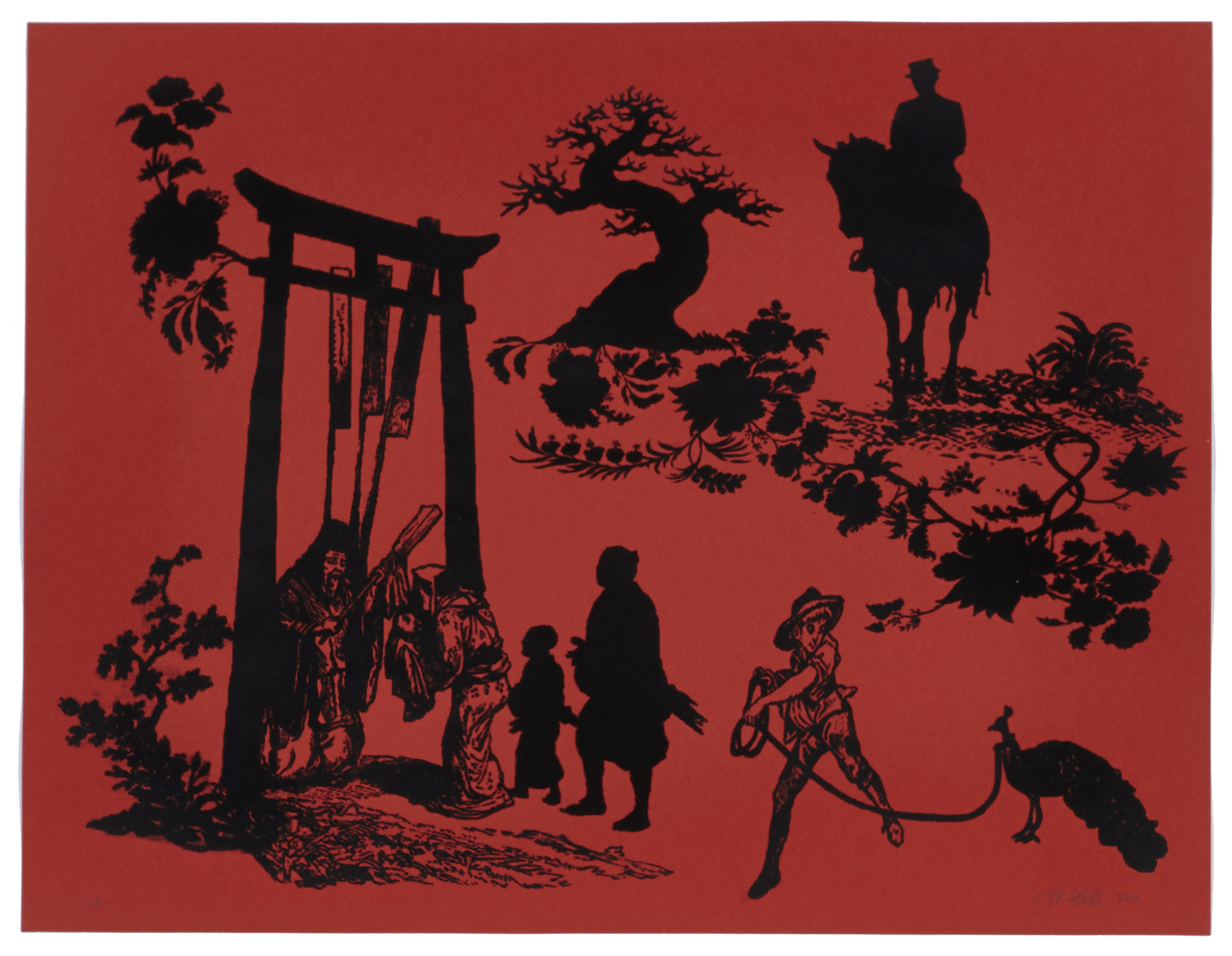 Untitled 3    2012 | 50 x 56 cm | Silkscreen | 20 prints