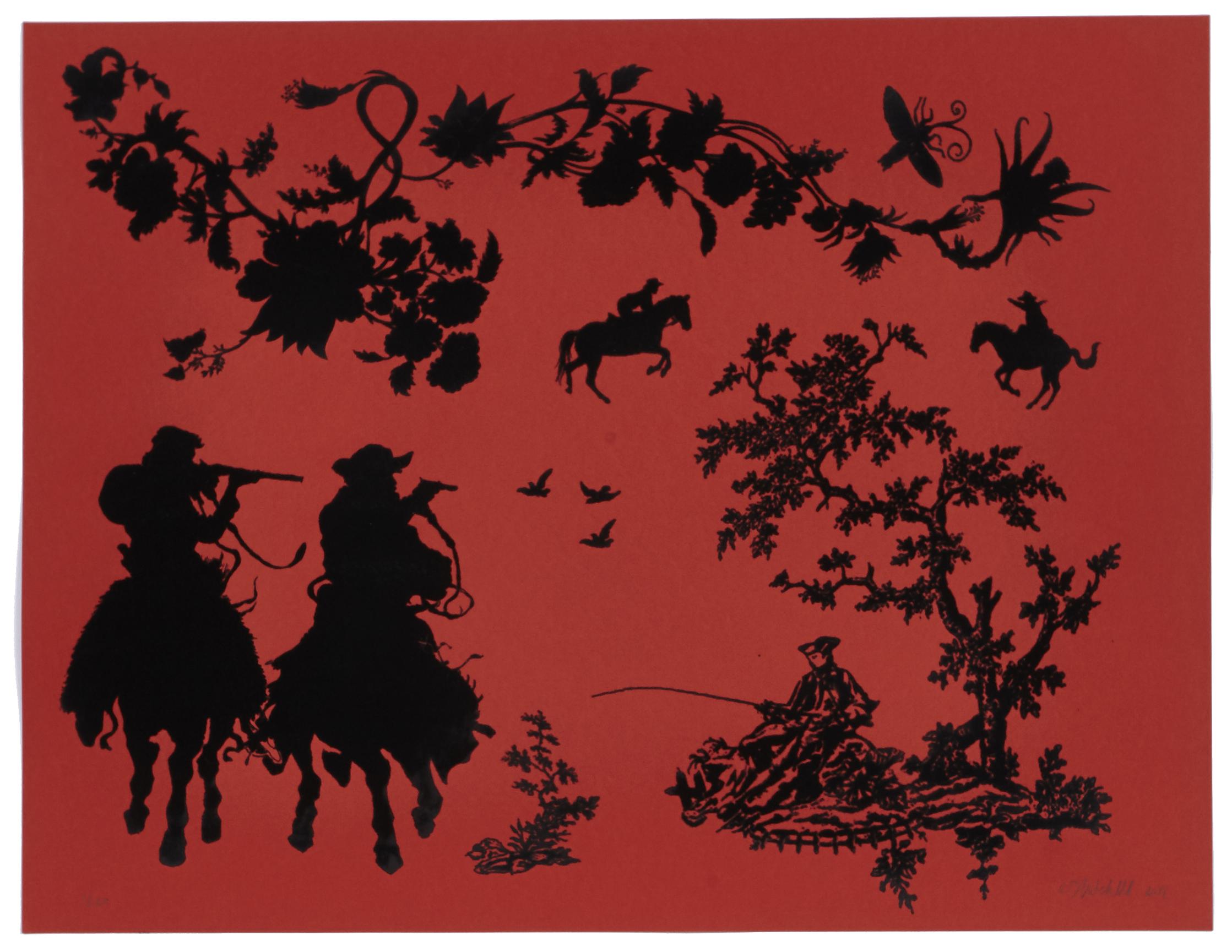 Untitled 5    2012 | 50 x 56 cm | Silkscreen | 20 prints
