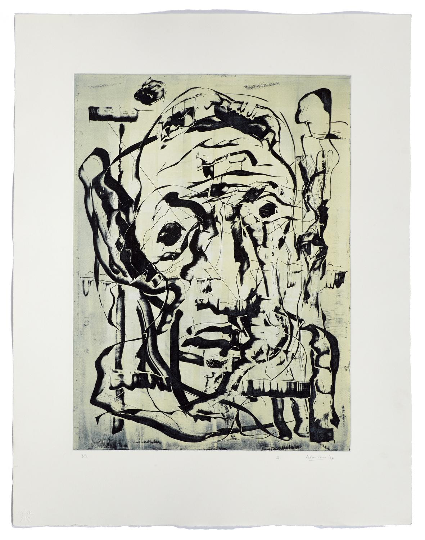 III    2007 | 106 x 100cm | Eau-forte | 10 prints