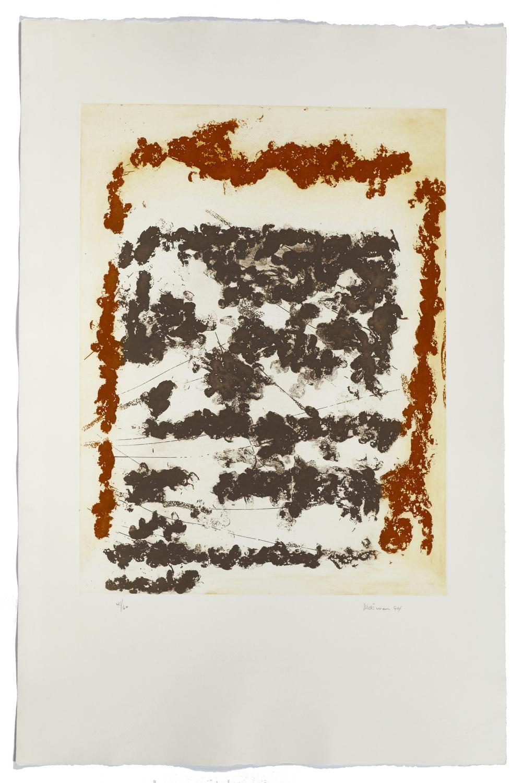 Untitled    1994 | 120 x 80 cm | Eau-forte | 41 prints