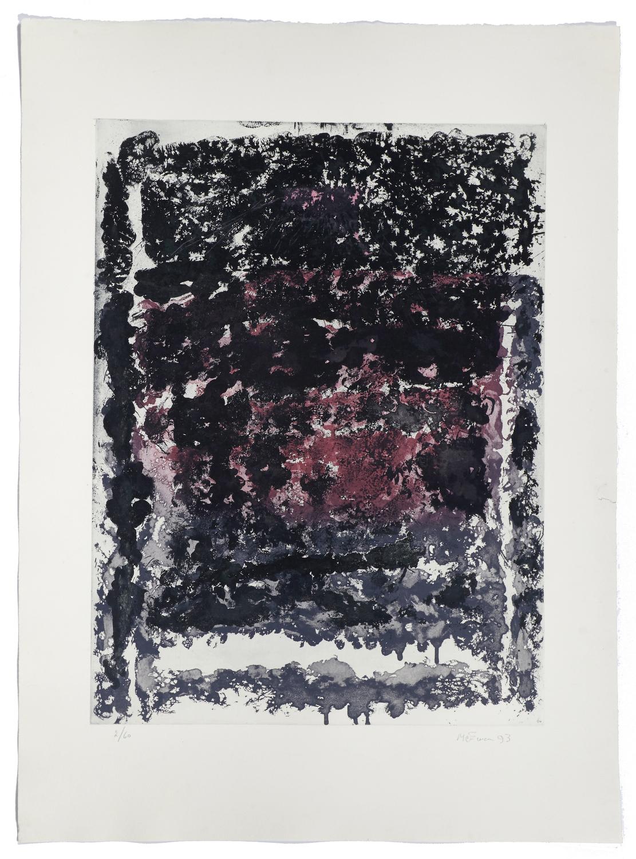 Untitled    1993 | 120 x 80 cm | Eau-forte | 60 prints