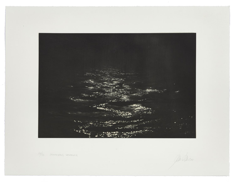 Shimmering Darkness    2011 | 64 x 85 cm | rotogravure et aquatint | 32 prints