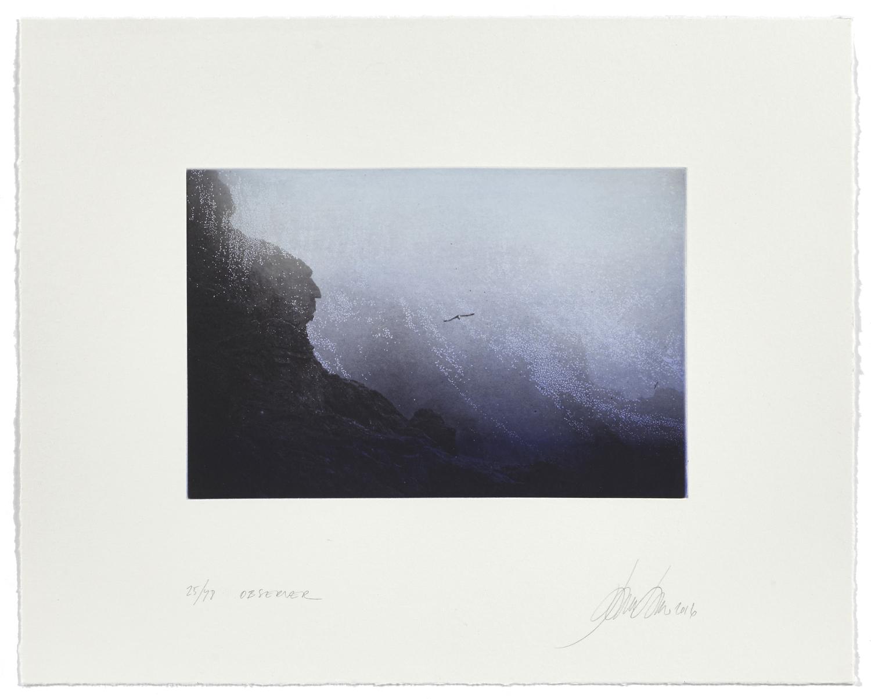 Observer    2016 | 40 x 50 cm | rotogravure et aquatint | 48 prints