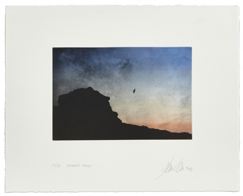 Towards Home    2016 | 40 x 50 cm | rotogravure et aquatint | 48 prints