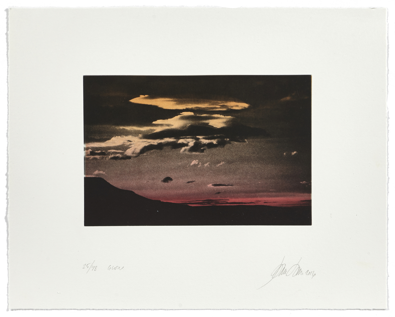 Glow    2016 | 40 x 50 cm | rotogravure et aquatint | 48 prints