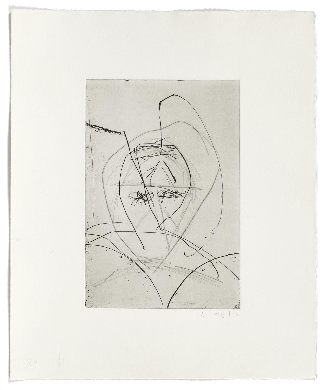 Untitled    2003 | 45 x 38 cm | Eau-forte | 12 prints