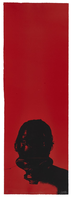 Ma panse de béton II    2015 | 113 x 38 cm | Serigraphy | 4 prints