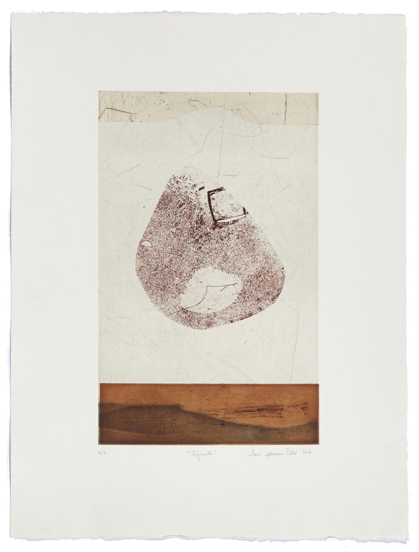 Infinità    2008 | 66 x 51cm | Eau-forte and cut plates | 25 prints