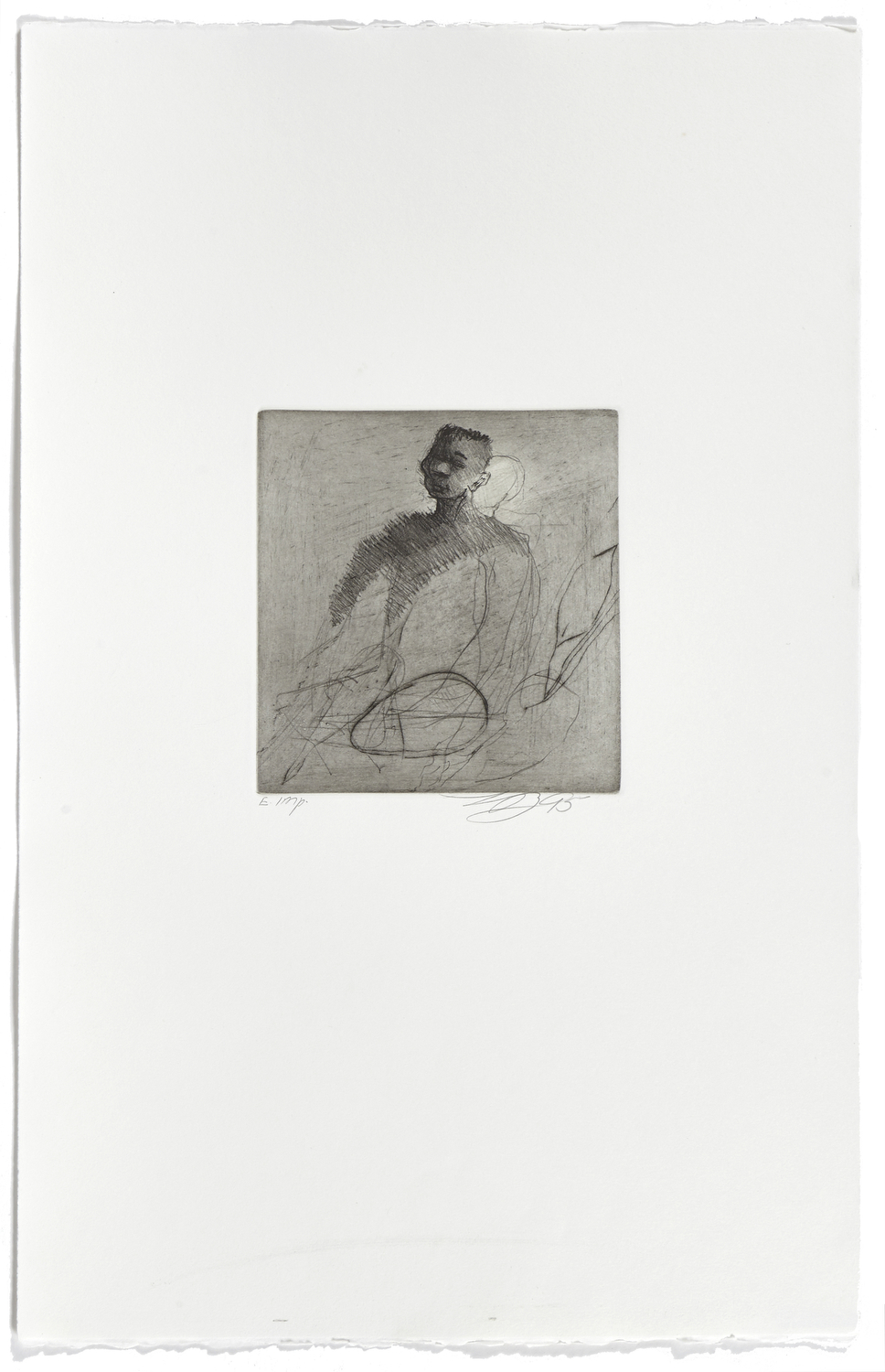 Untitled 2    1995 | 66 x 42 cm | Lithography | 4 prints