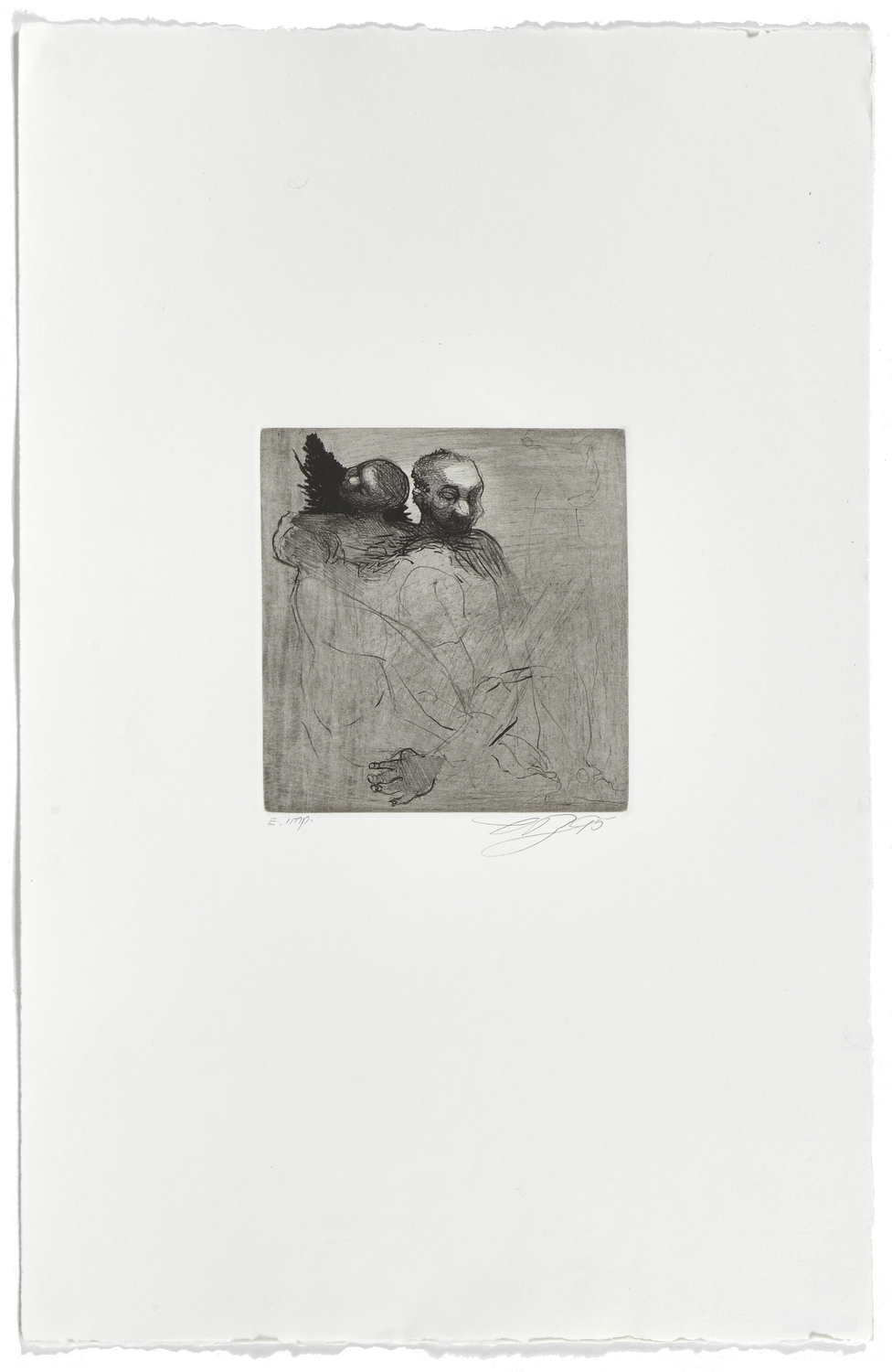 Untitled 3    1995 | 66 x 42 cm | Lithography | 4 prints
