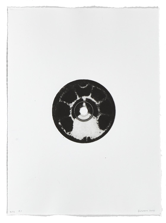 #193    2004 | 38 x 29 cm | Carborundum | 1 print