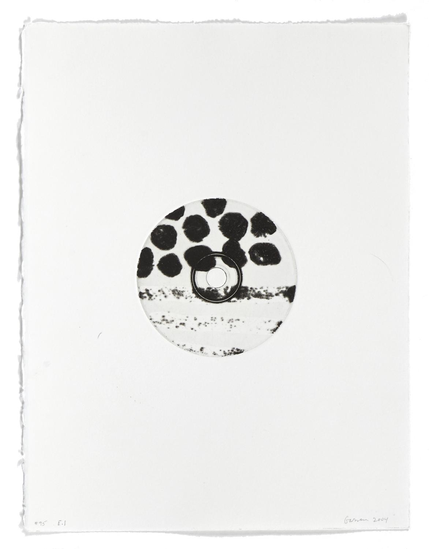 #95    2004 | 38 x 29 cm | Carborundum | 1 print